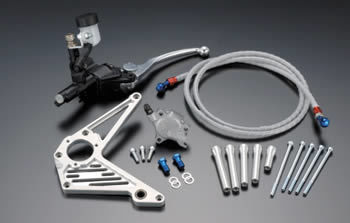 【イベント開催中!】 PMC ピーエムシー ビレット 油圧クラッチキット レーシングタイプ クラッチリリースボードカラー:シルバー