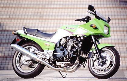 月木レーシング ツキギレーシング TR エキゾーストシステム フルエキゾースト マフラー GPZ900R