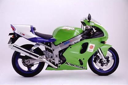 月木レーシング ツキギレーシング TR エキゾーストシステム フルエキゾースト マフラー ZX-7R ZX-7RR
