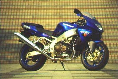 月木レーシング ツキギレーシング TR エキゾーストシステム フルエキゾースト マフラー ZX-9R