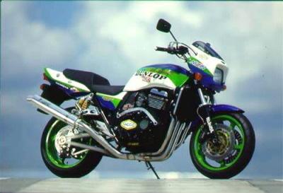 月木レーシング ツキギレーシング TR エキゾーストシステム フルエキゾースト マフラー ZRX1100 ZRX1200