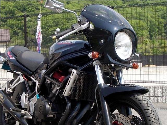 CHIC DESIGN シックデザイン ロードコメット バンディット400