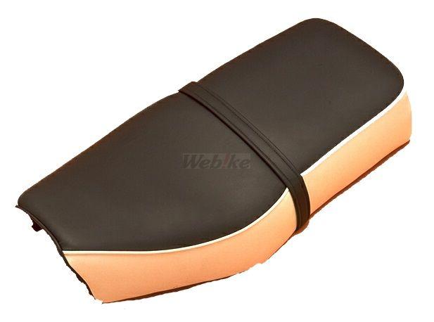 CHIC DESIGN シックデザイン シート本体 ショートタイプ クラシックシート タイプ:タンデムベルトなし SR400 SR500