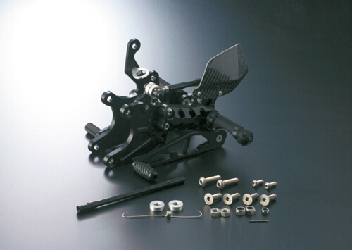 GILLES TOOLING ギルズツーリング バックステップ AS31GTタイプ YZF-R6