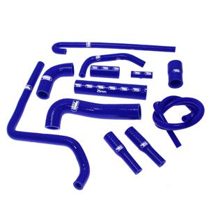 SAMCO SPORT サムコスポーツ ラジエーター関連部品 クーラントホース(ラジエーターホース) カラー:レッド F4 1000 2001-2009