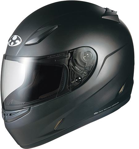 OGK KABUTO オージーケーカブト フルフェイスヘルメット FF-RIII [FF-R3 エフエフ・アールスリー フラットブラック] ヘルメット サイズ:XL(61-62cm未満)