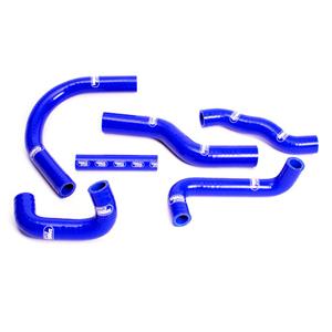 SAMCO SPORT サムコスポーツ ラジエーター関連部品 クーラントホース(ラジエーターホース) カラー:レッド VFR 400 NC30 1989-1993