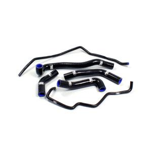 SAMCO SPORT サムコスポーツ ラジエーター関連部品 クーラントホース(ラジエーターホース) カラー:ブラック Daytona 675 / Daytona 675R 2013-2017