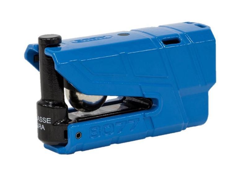 ABUS アブス ディスクロック Granit Detecto カラー:ブルー