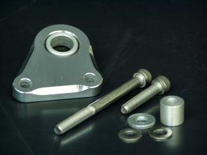 SPEC ENG. スペックエンジニアリング ミッション シフトシャフトサポート カラー:ブラック GPZ900R、GPZ750R