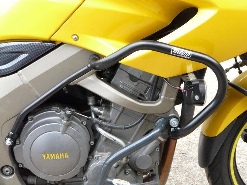 RDmoto アールディーモト ガード・スライダー Crash frames TDM 900