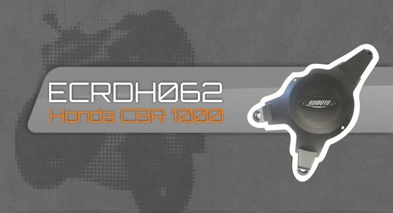 アールディーモト RDMOTO エンジンカバー【Engine cover RDmoto】 CBR 1000 (08-16)