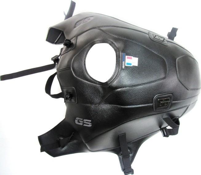 BAGSTER バグスター タンクカバー カラー:ブラック R1200GS(17-18)