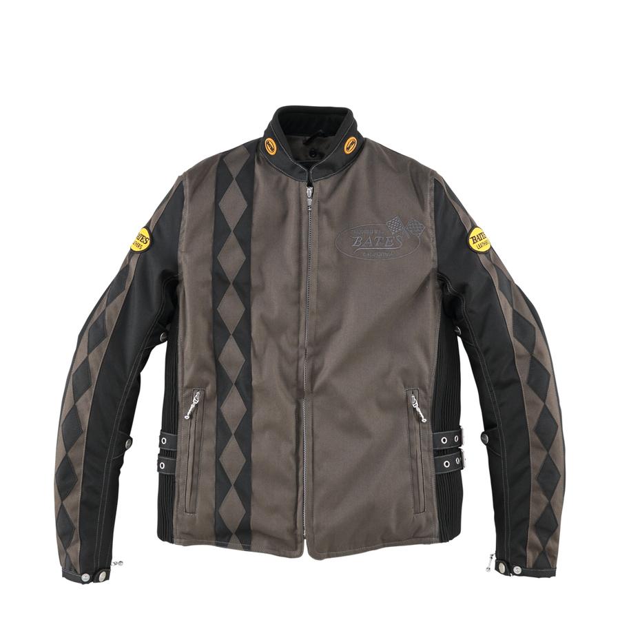 【送料無料】ジャケット BATES ベイツ BJL-N1771V  BATES ベイツ 防風ナイロンジャケット(中綿入り) レディース サイズ: M