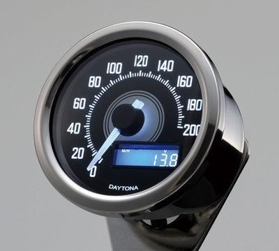 DAYTONA デイトナ VELONA スピードメーター 200km/h