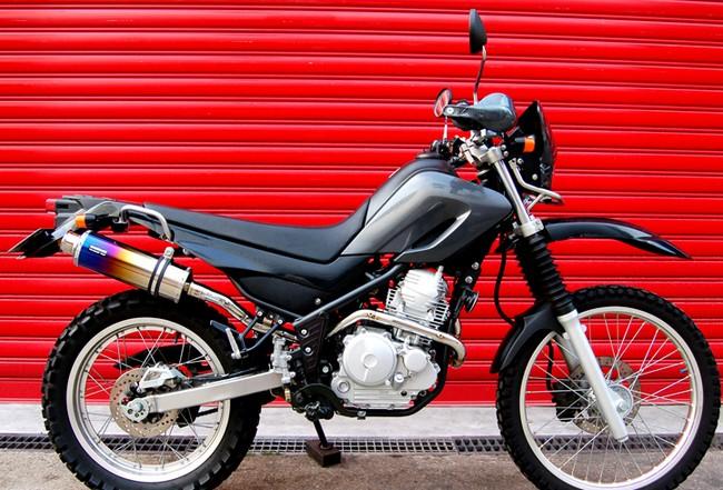 BEAMS ビームス SS300 フルエキゾーストマフラー セロー 250