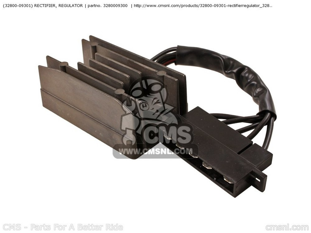 CMS シーエムエス その他電装パーツ (3280009301) RECTIFIER ASSEMBLY