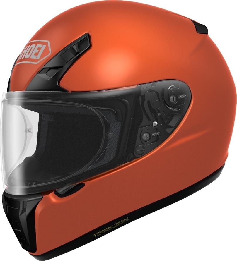 【イベント開催中!】 SHOEI ショウエイ フルフェイスヘルメット RYD [アールワイディー タンジェリンオレンジ] ヘルメット サイズ:XL (61cm)