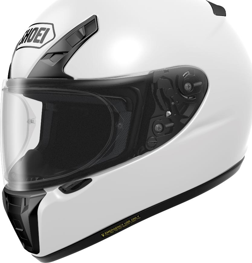 【イベント開催中!】 SHOEI ショウエイ フルフェイスヘルメット RYD [アールワイディー ホワイト] ヘルメット サイズ:XXL (63cm)