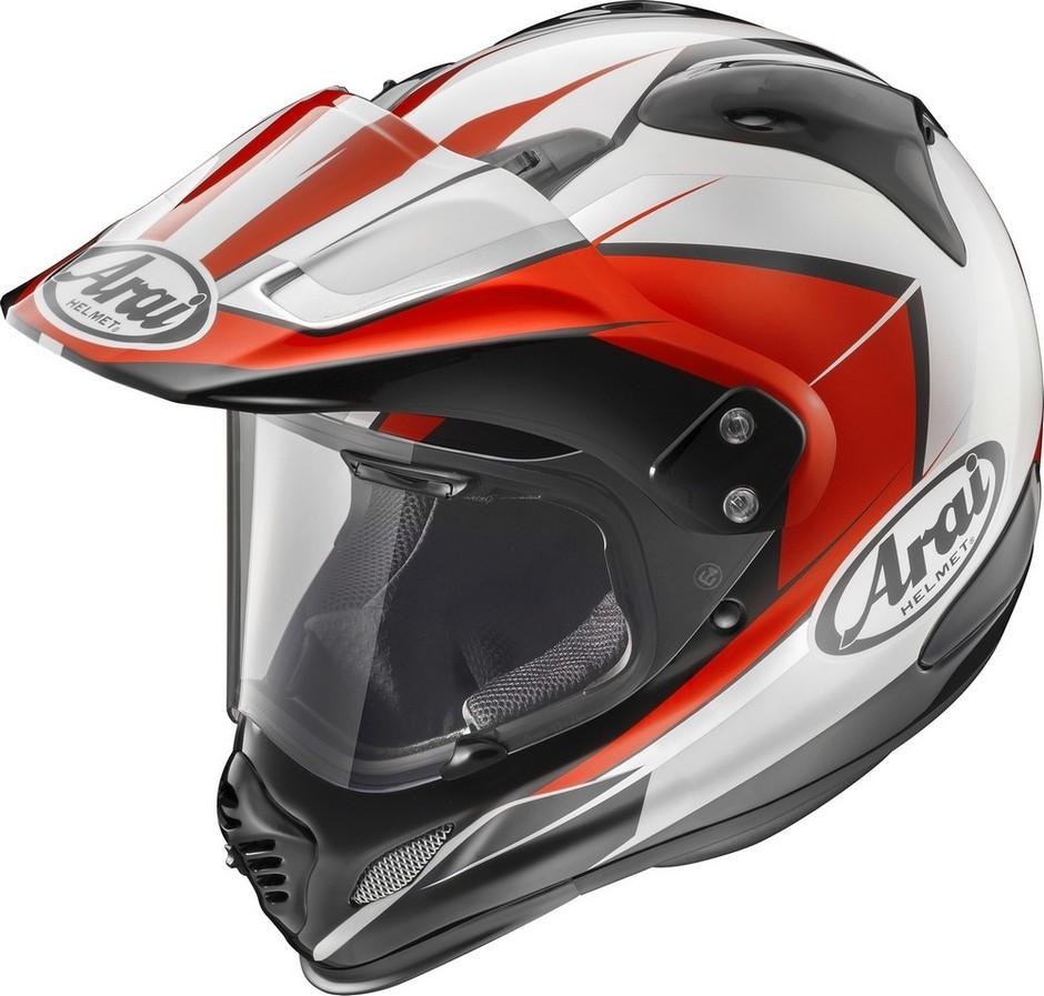 Arai アライ オフロードヘルメット TOUR-CROSS3 FLARE [ツアークロス3 フレア レッド] ヘルメット サイズ:XS(54cm)