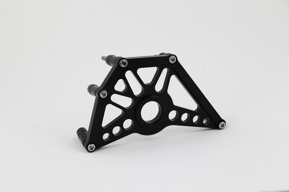 GIGA BIKE FACTORY ギガバイクファクトリー その他エンジンパーツ エンジンスプロケットカバー タイプ2 カラー:ブラック Modern Classic