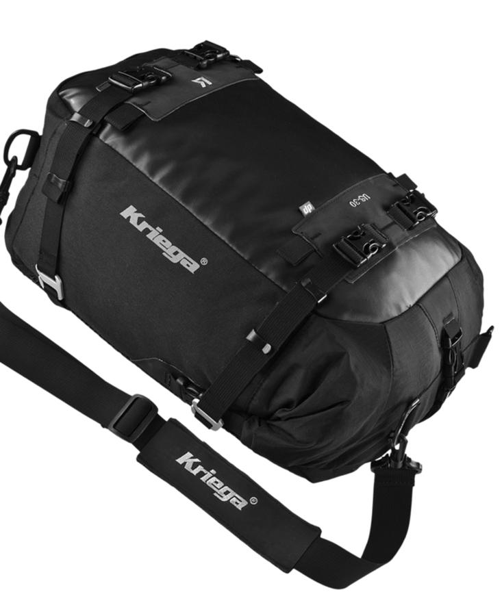 【在庫あり】kriega クリーガ シートバッグ Drypack - US30 ドライバッグ