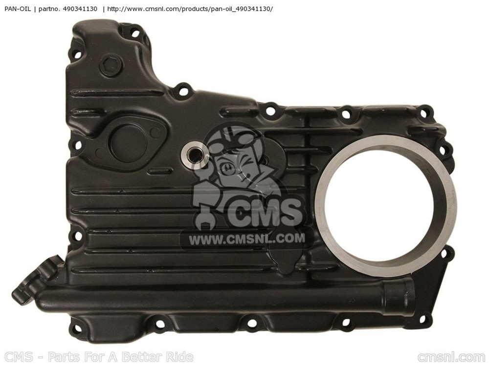 CMS シーエムエス その他エンジンパーツ PAN-OIL ZR750H3 ZR7S 2003 USA CALIFORNIA CANADA ZR750H4 2004 CANADA ZR750H5 2005 CANADA