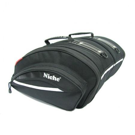 Niche ニッチ サドルバッグ・サイドバッグ NMO-2205 サドルバッグ