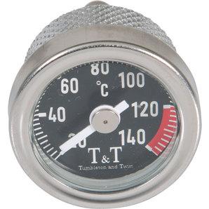 TTティーアンドティー 油温計 メイルオーダー Oil temperature gauge オンラインショップ ティーアンドティー HONDA VARIOUS TT MODELS