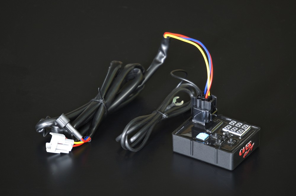 OVER オーヴァー インジェクション関連 FIコントローラー SR400