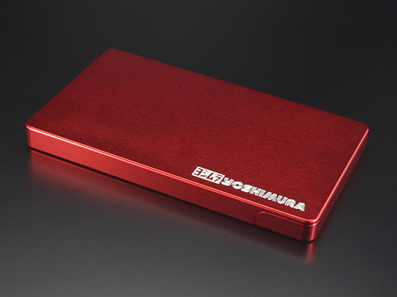 YOSHIMURA ヨシムラ その他グッズ Business Card Case カラー:レッド