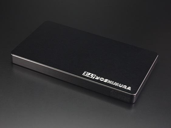 YOSHIMURA ヨシムラ その他グッズ Business Card Case カラー:ブラック