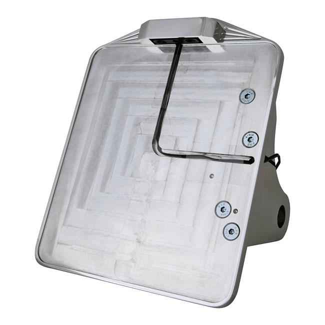 CPV シーピーブイ ナンバープレート関連 SIDEMOUNT LICENSE PLATE BRACKET 84-07 SOFTAIL(NU)