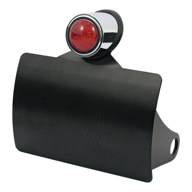 CPV シーピーブイ ナンバープレート関連 CURVED LICENSE PLATE BRACKET 57-17 XL
