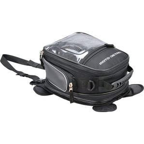 Moto-detail モトディテール タンクバッグ TANK BAG *GPS* MAGNET AND SUCTION