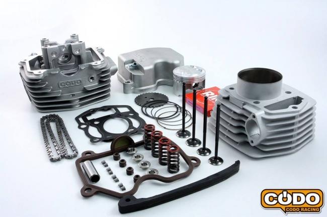 CODO コードー その他エンジンパーツ SYM CBシリーズ 4V キット T1 WOLF 125 WOLF 125 EFi WOLF 150