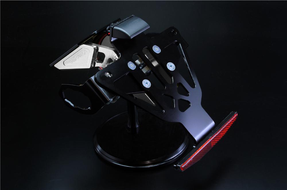 GILD design ギルドデザイン フェンダーレスキット カラー:シルバー ニンジャ250SL