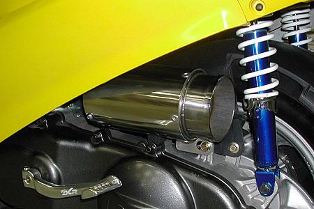 【イベント開催中!】 WirusWin ウイルズウィン エアクリーナー・エアエレメント サイレンサー型エアクリーナーキット RV125JP