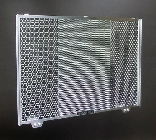 K's-STYLE ケイズスタイル ラジエターコアガード カラー:シルバー MT-09 MT-09 TRACER XSR900