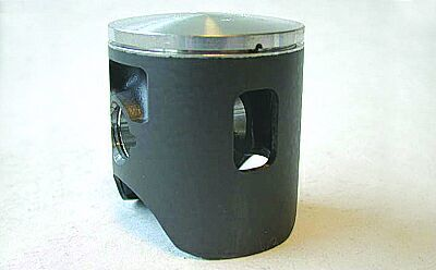VERTEX ヴァーテックス ピストン・ピストン周辺パーツ ピストン YZ125 2002-04用 (PISTON YZ125 2002-04【ヨーロッパ直輸入品】) Φ53.93mm