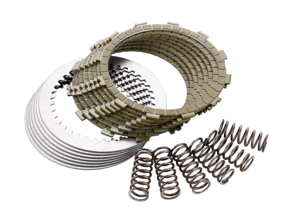 クラッチキット +プレート+ スプリング KAWASAKI + KFX450R用 (Frixion Clutch Kit Friction Plates & Plates Springs Kawasaki + KFX450R【ヨーロッパ直輸入品】)