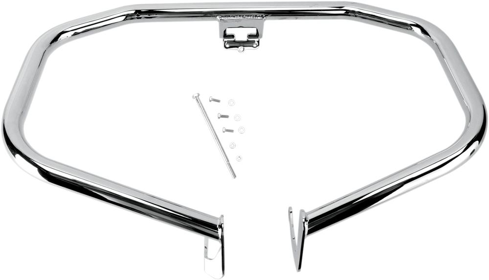 BARON バロン ガード・スライダー ハイウェイバー XVS250 1995-10用 【BAR HIWAY XVS250 95-10 [1624-0219]】 XV250 V-Star XV250 Virago 1995 - 2007