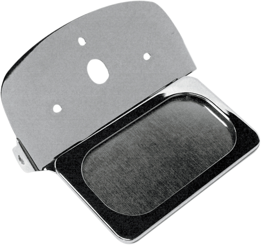 BARON バロン ナンバープレート関連 ナンバープレートマウント YAMAHA 【LICENSE PLATE MOUNT YAM [2030-0371]】 XVS1100 V-Star Custom 1999 - 2009