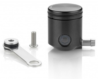 rizoma リゾマ その他ブレーキパーツ オイルタンク (Fluid tanks for mineral oil) カラー:ブラック 1290 SUPER DUKE R