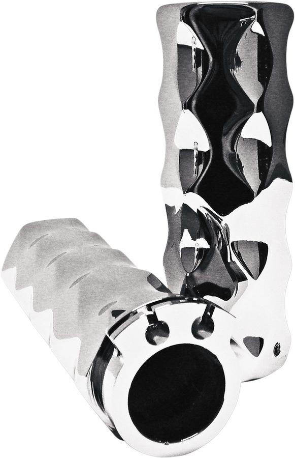 【ポイント5倍開催中!!】BARON バロン グリップ 六角 YAMAHA/KAWASAKI/SUZUKI 【GRIPS HEX YAM/KAW/SUZ [0630-0365]】