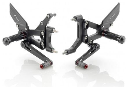 RIZOMA リゾマ バックステップキット (Rear sets control Kit RRC) 1299 Panigale [パニガーレ] (2015-2017)
