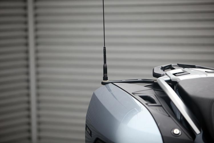 ササキスポーツクラブ Sasaki sports club 通信機器 無線アンテナブラケット R1200RT(水冷)