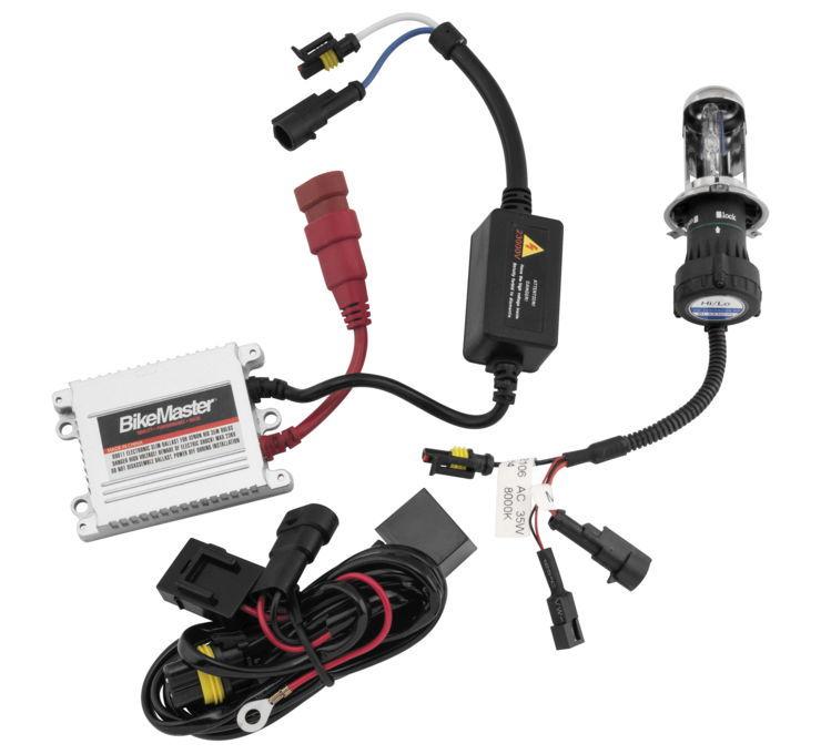 BikeMaster バイクマスター HID Light Kits [266401]