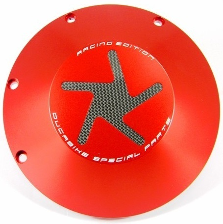 DUCABIKE ドゥカバイク 湿式用クラッチカバー MULTISTRADA 1200 DVT MONSTER 1200 R