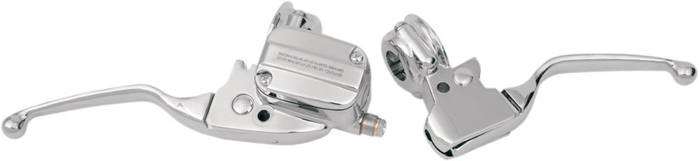 Drag Specialties ドラッグスペシャリティーズ レバー ハンドルバーコントロール 15mm 08-13FLT 【CONTROLS HB 15MM 08-13FLT [0610-0241]】
